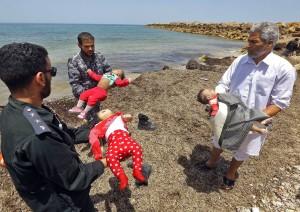 naufragio-libia-tre-bambini-morti